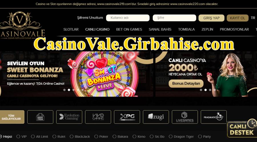 casinovale canli casino